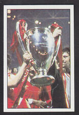 Panini - Football 86 - # 264 Liverpool 1978 European Cup Final