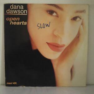 Dana-Dawson-Open-Hearts-Vinyl-12-034-Maxi-45-Tours