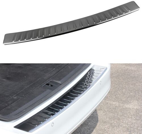 Stainless Steel Bumper with Lip for Bumper Scratch Protection Charge Protection