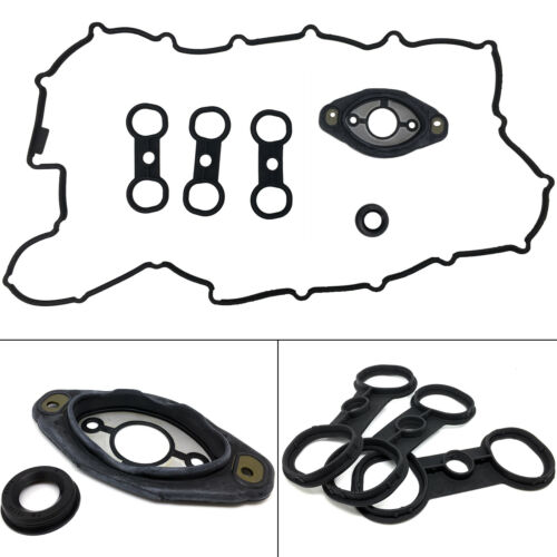 528i xDrive 2009-2010 3.0L Valve Cover Gasket Set For BMW 328i xDrive 2009-12