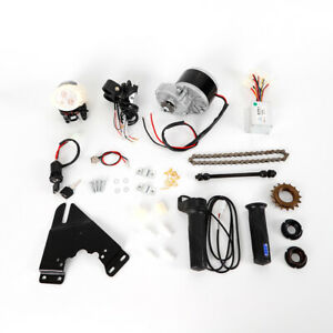 Electric-Bike-Conversion-24V-250W-Kit-Ebike-System-For-22-039-039-29-039-039-Common-Bike-USA