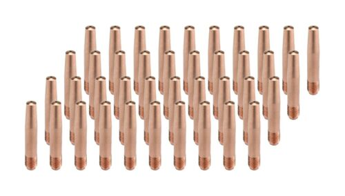 14T Model Tapered Contact Tips Replacement for LIN 200-400 /& Tweco #2-#4 Guns