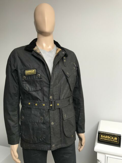 barbour biker jacket