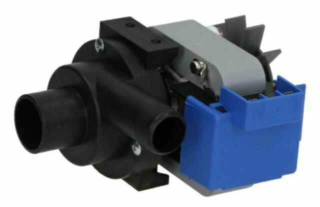 UNIVERSAL DISHWASHER GLASSWASHER DRAIN EMPTY PUMP 100w MOTOR 230v