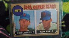 1968 Topps Nolan Ryan #177 Baseball Card