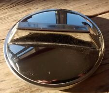 CHROME PETROL FUEL CAP FORD CORTINA MK2 MKII 1600E LOTUS SALOON ESTATE