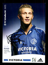 Kai Hesse Autogrammkarte FC Schalke 04 2004-05 Original Signiert+A 143136