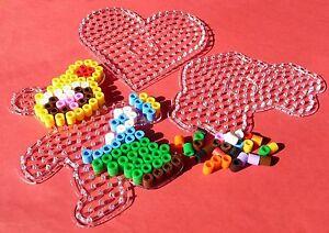 Spielzeug Der GüNstigste Preis Bügelperlen 14 Stück Verschidene Farben Nachfrage üBer Dem Angebot