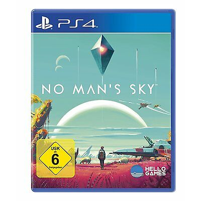 Sony PS4 Playstation 4 Spiel ***** No Man's Sky * No Mans Sky ***********NEU*NEW