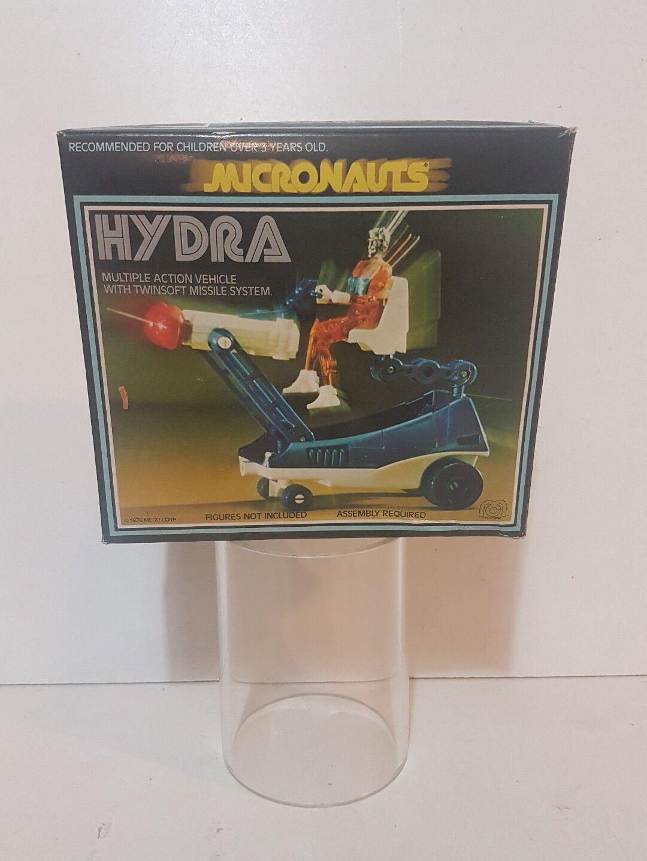 Mego Micronauts Hydra Hydra Hydra Boite 1976 60e5b3