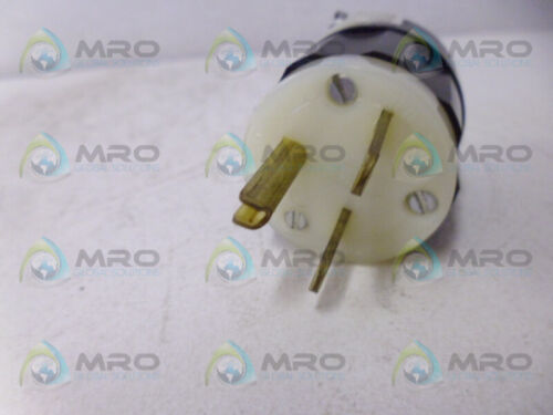 LEVITON NEMA 6-15 CONNECTOR *NEW NO BOX*