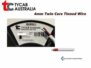 4mm-Twin-Core-Tinned-Copper-Wire-Marine-Grade-Twin-Sheath-per-m-Gen-TYCAB-Wire