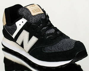 574 Nb574 Men Casual Lifestyle Black Balance Nb Sneakers Ml574 New SWRqx511