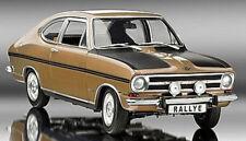 1:18 REVELL -    1969 OPEL KADETT B RALLYE 1900 - gold