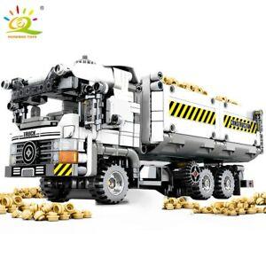 camion-ingenierie-blocs-de-construction-799-pieces