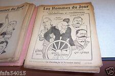 LES HOMMES DU JOUR N° 30 MARGAINE LOUIS MARIN MAGNE MAU