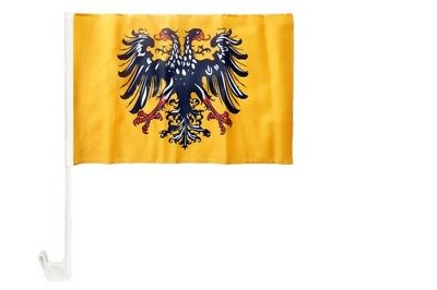 Langwimpel Fahne Flagge Heiliges Röm Reich Deutscher Nation verschiedene Größe
