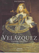 Velazquez: Catalogue Raisonne (Jumbo), Lopez-Rey, Jose, Very Good Book
