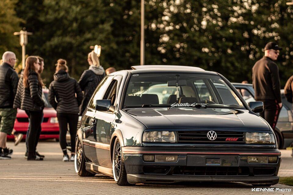 VW Golf III, 2,0 GTi 16V, Benzin