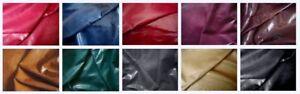 Sportif Fabulous Brillant Cireuse Vachette Pour Garnitures, Sacs, Ceintures. Barkers Hide & Leather-afficher Le Titre D'origine