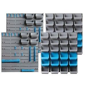 Giantz-88-Parts-Wall-Mounted-Storage-Bin-Rack-Tool-Garage-Shelving-Organiser-Box
