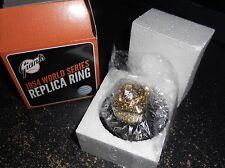 SF GIANTS 1954 WORLD SERIES CHAMPION REPLICA RING SGA 2015 NEW IN BOX