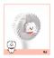 miniature 8 - BTS BT21 Mini Hand Fan Line Friends Official Portable Baby Handheld k-pop