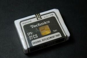 NOS-genuine-Technics-EPS-27CS-EPS27CS-stylus-for-cartridge-from-Japan