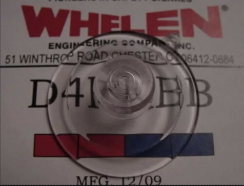 New SUCTION CUPS Whelen Federal Signal Code3 Dash Light
