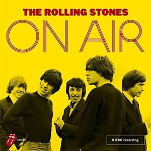 The-Rolling-Stones-On-Air-New-CD-Ltd-Ed-Shm-CD-Digipack-Packaging-Japan
