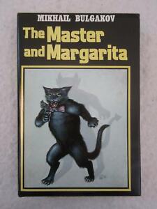 Mikhail-Bulgakov-THE-MASTER-AND-MARGARITA-Harper-amp-Row-Book-Club-Edition-1967