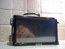 XTRONS TD713 SATELLITE NAVIGATION MONITOR SAT NAV SCREEN FREE POST HONDA CIVIC