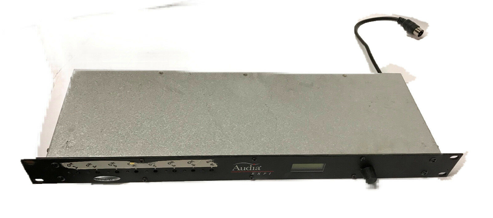 Biamp Audia EXPI Audia 8 Input Expander Rackmount 1ru ( no AC adapter)