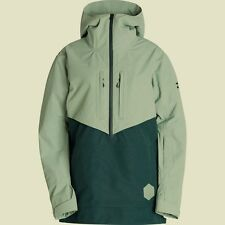 BILLABONG Women's NOON PEAK Snow Jacket - Deep Teal - Medium - NWT