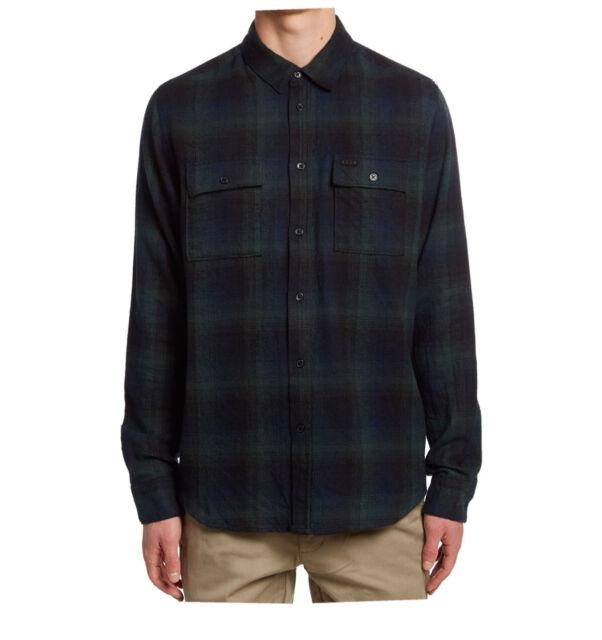 KR3W Men's Ambush Button Shirt Long Sleeves Size M