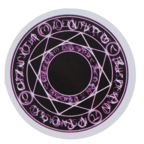 50PCS Magic Tatoo Symbols Amulet Stickers For Motorcycle Luggage Skateboarha