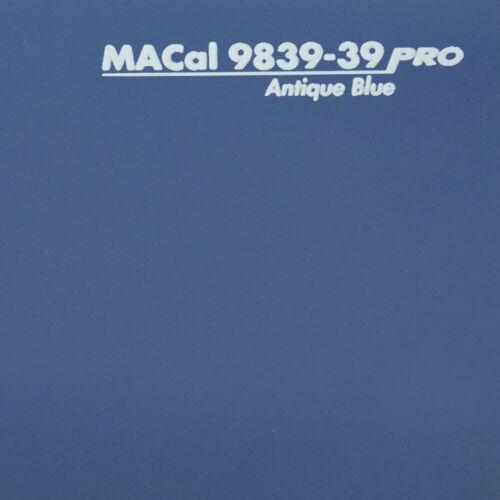 5 m Plotterfolie antikblau glänzend Selbstklebefolie 61,5 cm 5,99 € //m