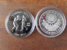 Won 2000 1987 sur-corea boxeo c/n pp seúl 1988
