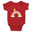 thumbnail 18 - Care-Bears-Rainbow-Friends-Kawaii-Cute-Infant-Baby-Rib-Bodysuit-Clothes-Babysuit