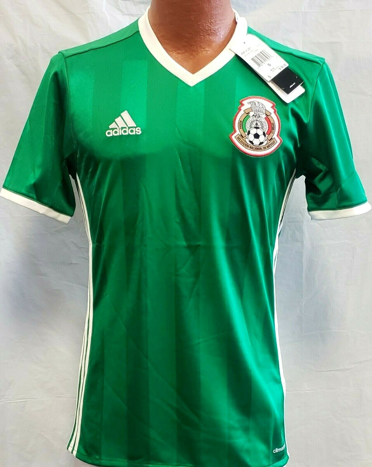 NeW Adidas Green Mexico National Team