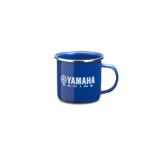 Genuine YAMAHA RACING Tin Mug Café Thé Tasse à Boire