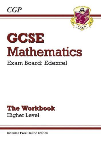 1 of 1 - GCSE Maths Edexcel Linear Workbook: Higher, Richard Parsons, Very Good condition