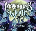 Creatures [PA] by Motionless in White (CD, Oct-2010, Fearless Records)