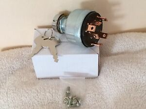 Fits Hitachi Excavator Digger Ignition Starter Switch
