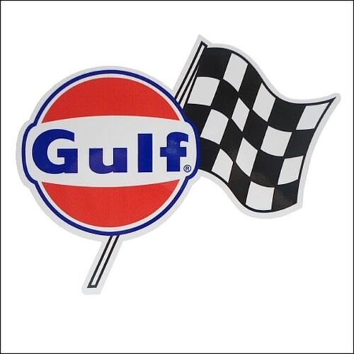 Gulf Racing Team Official Decal