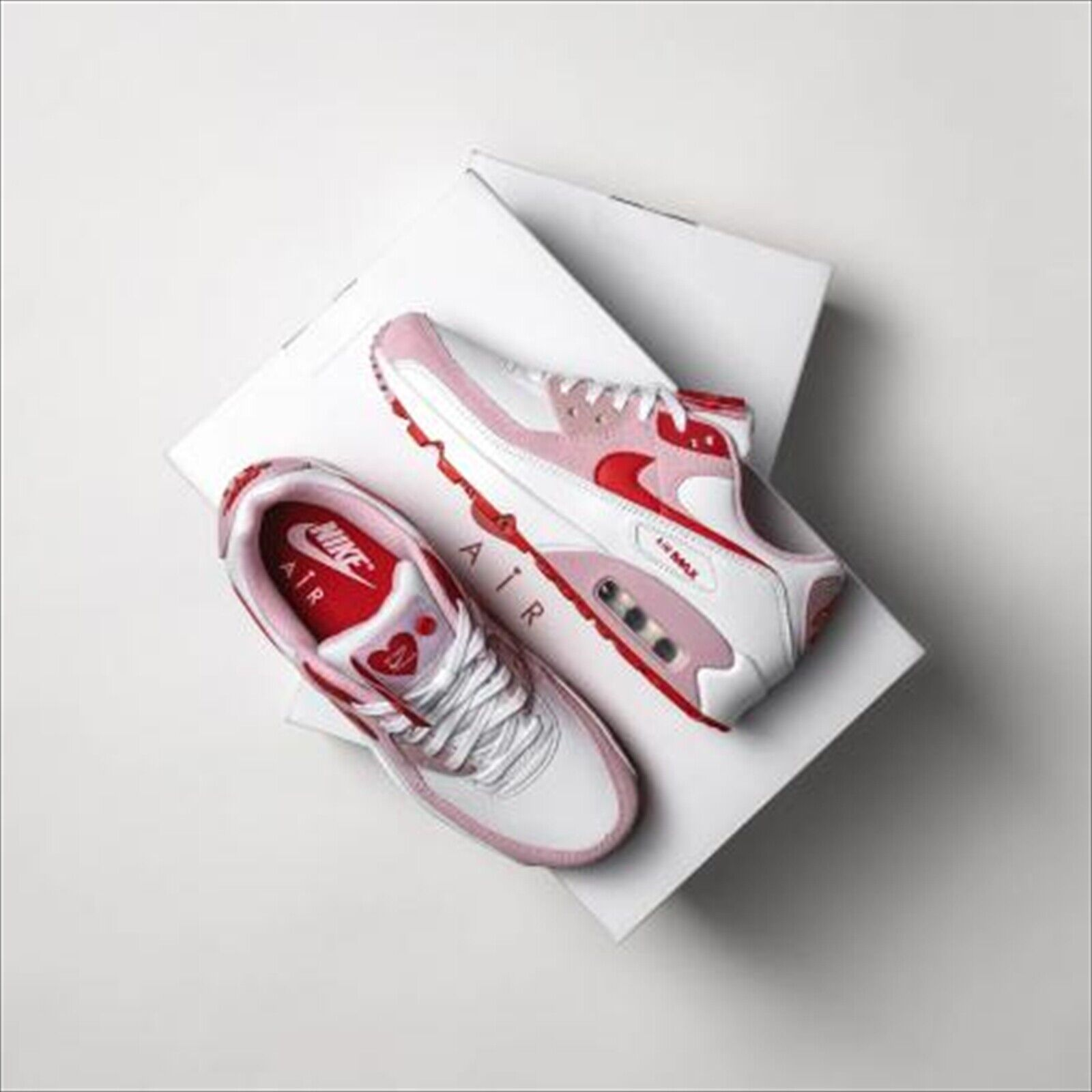 Size 9 - Nike Air Max 90 Valentine's Day 2021 for sale online | eBay