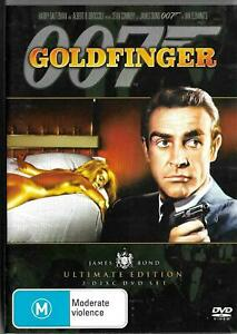 GOLDFINGER-James-Bond-Ultimate-Edition-2-disc-DVD-c5