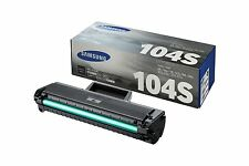 Genuine Samsung MLT-D104S Black Toner Cartridge 1500 Page for ML-1660 Printer