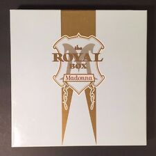 Madonna, Vintage 1990, The Royal Box, Rare Collection  CD+Video+Poster+Postcards