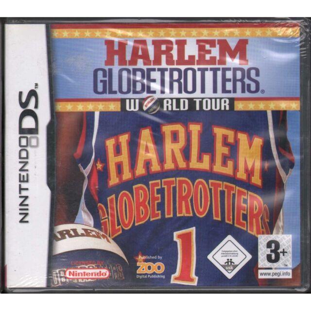 Globetrotters de Harlem World Tour Nintendo DS Nds Scellé 5060034554912